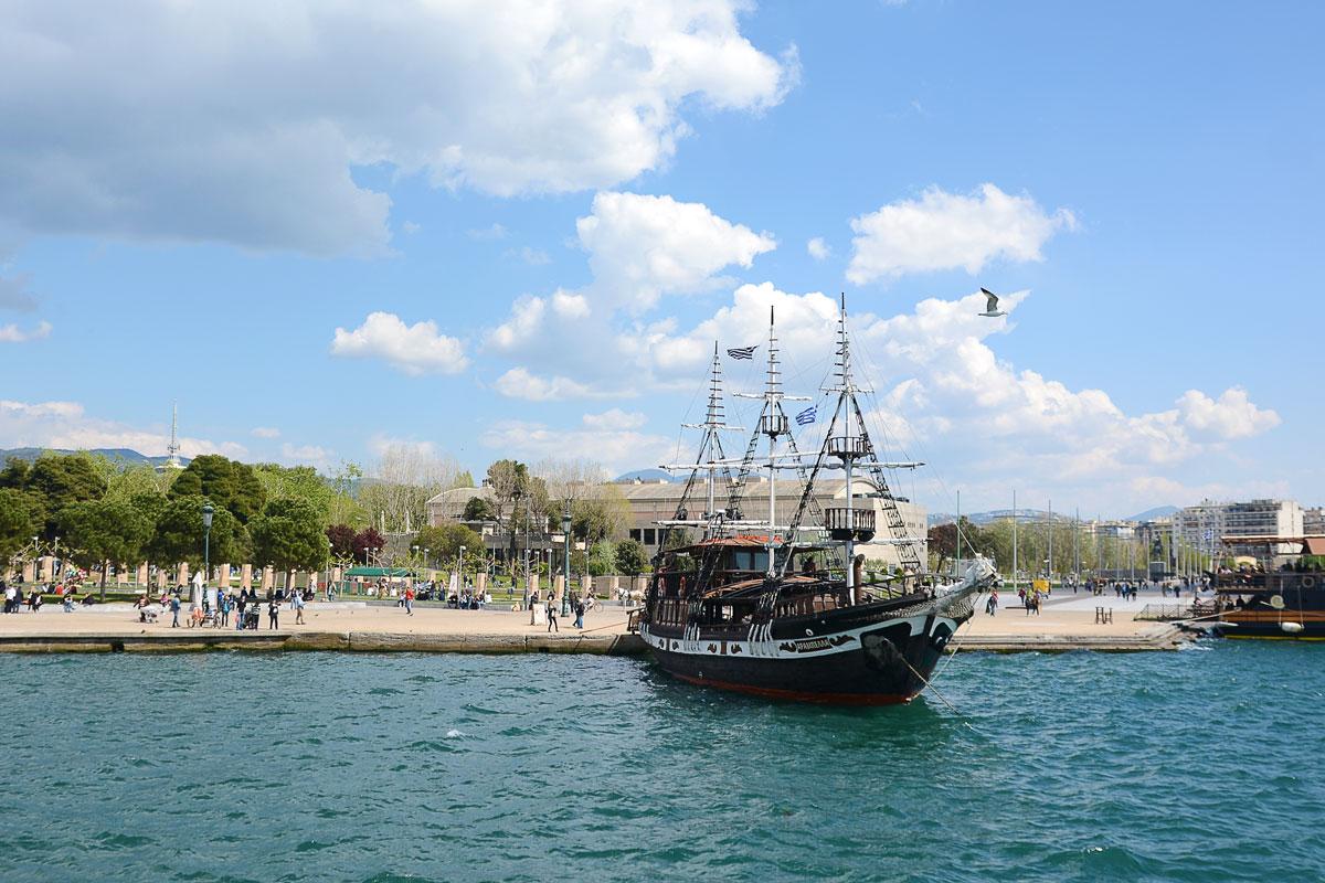 Παραλία Θεσσαλονίκης